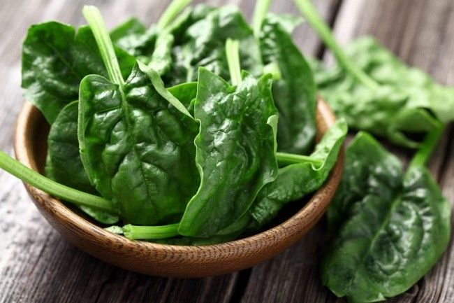 Does Spinach have Protein
