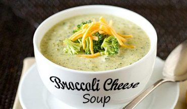 Cream of Potato and Broccoli Soup