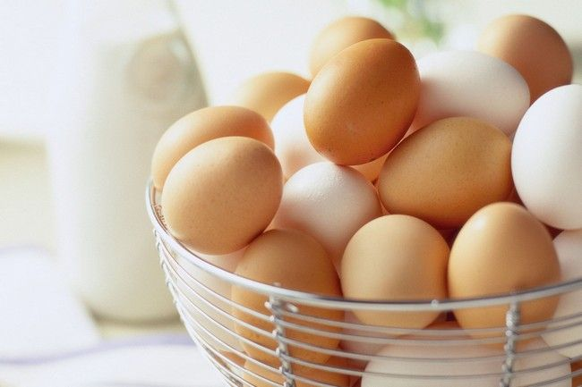 Health Benefits of Eating Eggs