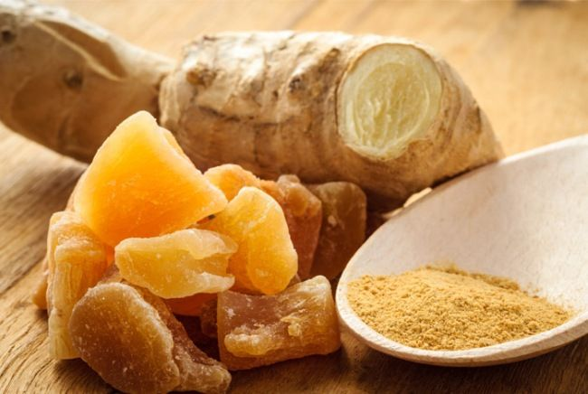What health benefits does ginger have