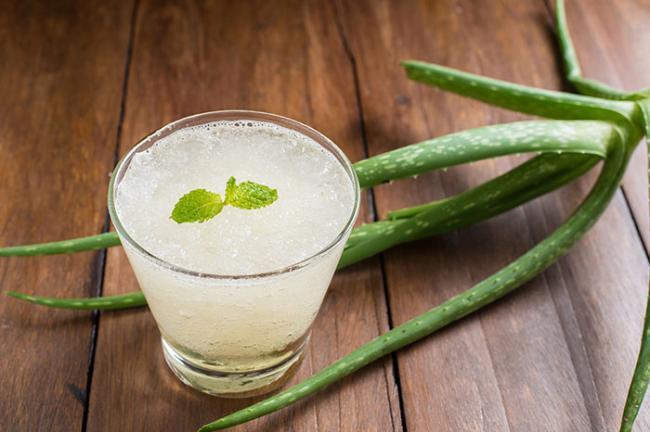 Health Benefits of Aloe Drink