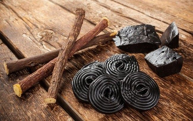 Eat Black Licorice