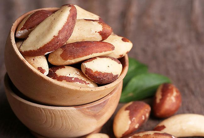 Brazil Nut Milk Nutrition