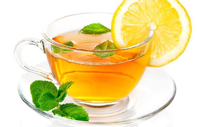 Hot Green Tea Benefits