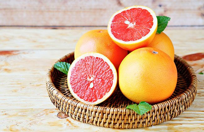 Origin of Grapefruit