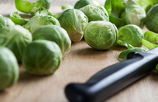 Brussel Sprouts and Weight Loss