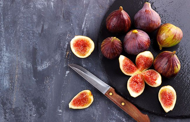Dried Fig Nutrition Facts and Benefits