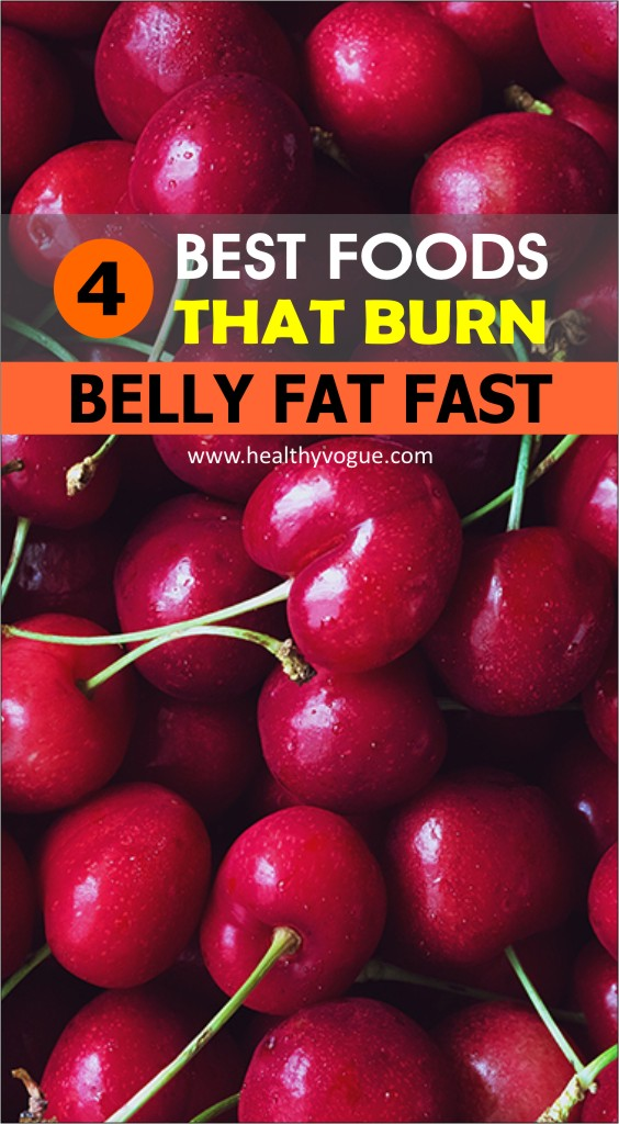 This article lists the 4 best foods that burn belly fat fast. #weightloss #weightwatchersmeals
