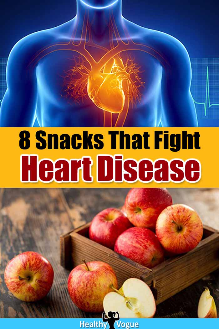 Best Heart Healthy Snacks
