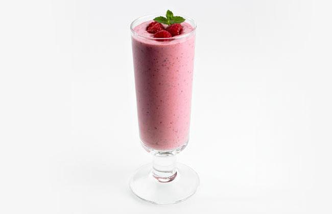 Vanilla Berry Protein Shake