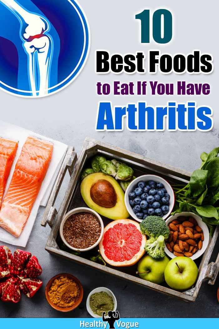 Best Food for Rheumatoid Arthritis