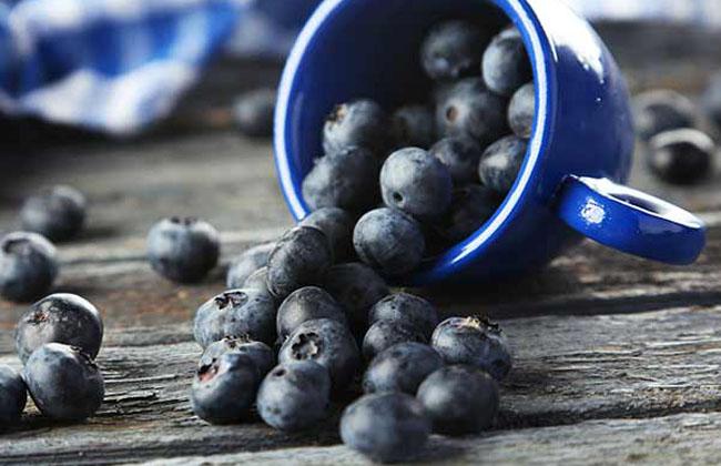 Quart of Blueberries