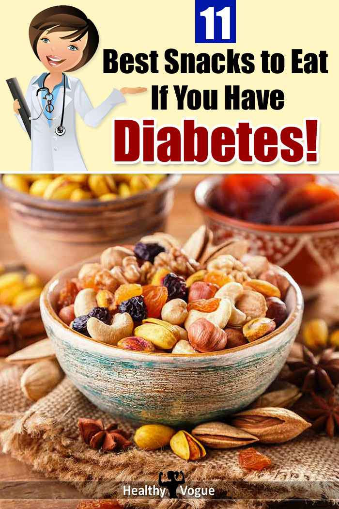 Healthy Snacks for Diabetes