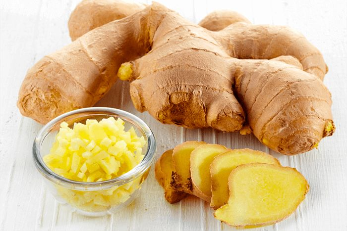 How to use Ginger for Bloating