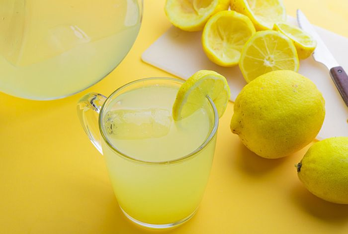Lemon Juice for Gas and Bloating