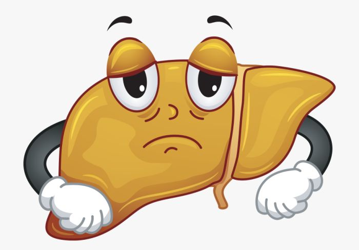 Liver disease and sugar consumption