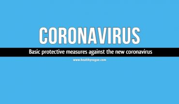 Here are some basic protective measures against the new coronavirus.