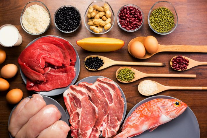 How does protein affect blood sugar