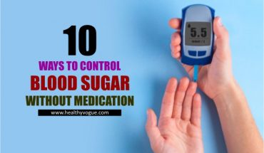 Here are 10 natural ways to control blood sugar without medication.