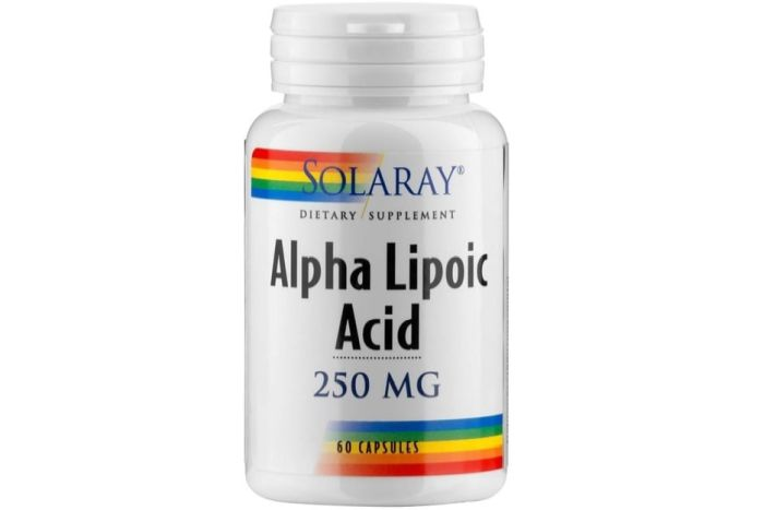 What is Alpha Lipoic Acid Good for Diabetics