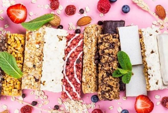 Granola Bars Pre-Workout Snack